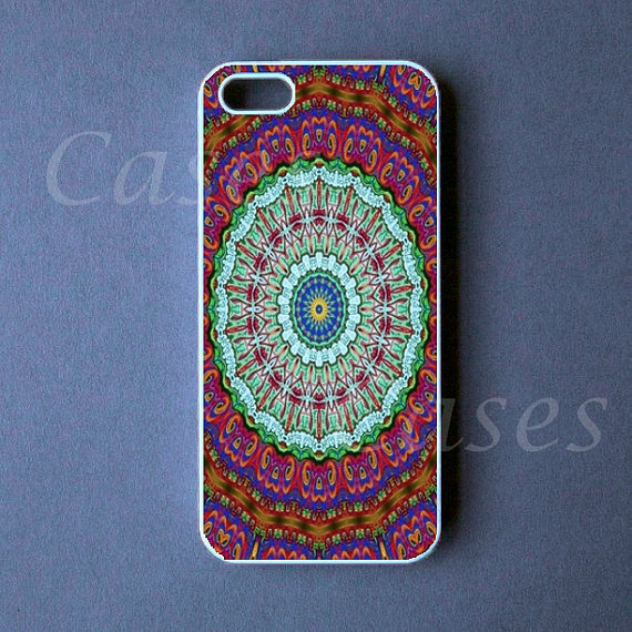Iphone 5 Case - Purple Art Iphone 5 Cover